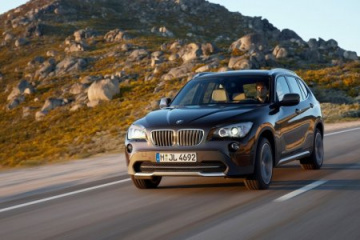 2012 X1 xDrive28i Road Review BMW X1 серия E84