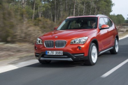 Bluetooth BMW X1 серия E84