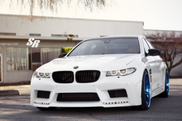 Обвес Hamann для BMW M5 от SR Auto Group BMW 5 серия F10-F11