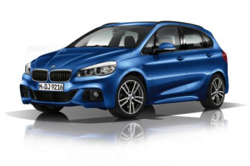 BMW 2 Series Active Tourer с пакетом M Sport BMW 2 серия F45