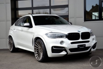 BMW X6 M50d от ателье DS Automobile BMW X6 серия F16