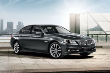 BMW 5 Series Grace Line Special Edition: спецверсия для Японии BMW 5 серия F10-F11