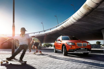 BMW X1 : Car Review BMW X1 серия E84