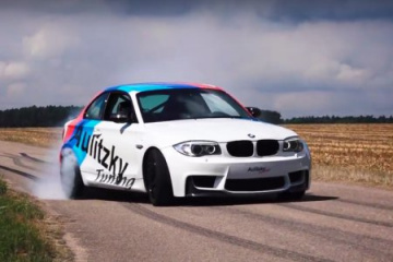 BMW 1 Series M Coupe (E82) BMW 1 серия E81/E88