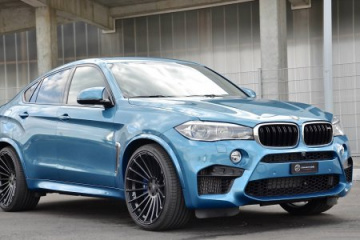 BMW X6 M в доводке от DS Automobiles & Auto Works BMW X6 серия F86