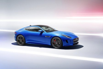 Представлена спецверсия Jaguar F-TYPE British Design Edition BMW Другие марки Land Rover