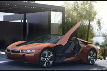 Концепт BMW i Vision Future Interaction BMW BMW i Все BMW i