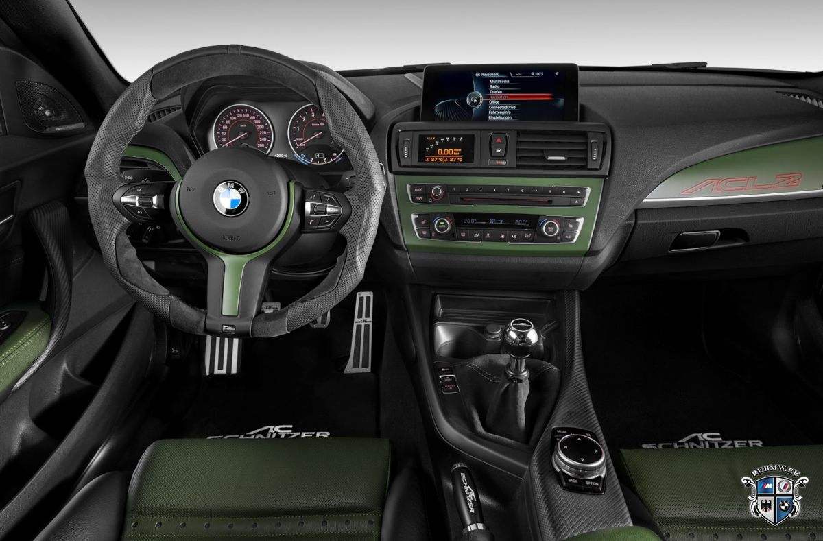 BMW M235i Coupe ACL2 от ателье AC Schnitzer