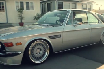 BMW E9 (1971) от Stance Works BMW Ретро Все ретро модели