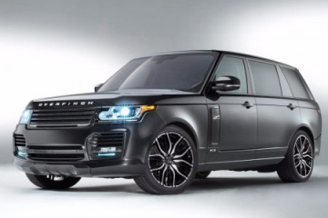 Range Rover Autobiography London Edition от ателье Overfinch BMW Другие марки Land Rover
