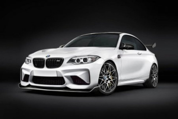 BMW M2 GTS: новый проект от Alpha-N Performance BMW 2 серия F87