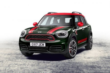 Новый MINI JCW Countryman попадет на российский рынок в конце 2017 года BMW Всё о MINI COOPER Все MINI