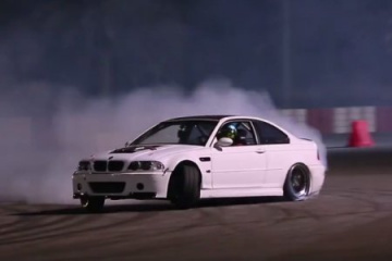 BMW M3 E46 Drifting BMW 3 серия E46