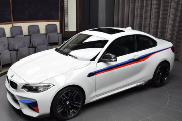 BMW M2 M Performance Edition: спецверсия для США BMW M серия Все BMW M