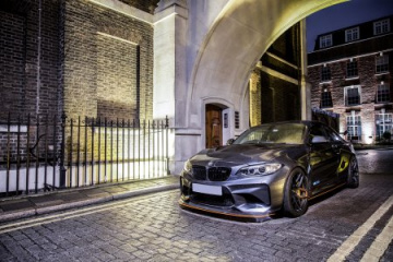 BMW M2 от ателье Evolve Automotive BMW 2 серия F87