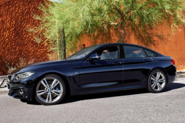 BMW 4 Series Gran Coupe BMW 4 серия Gran Coupe