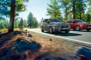 BMW 2 Series Active Tourer BMW 2 серия F45