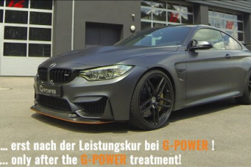 BMW M4 GTS G-POWER BMW M серия Все BMW M