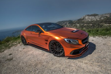 Mercedes-AMG S 63 Coupe Combat Monster: 740-сильное купе в исполнении Prior Design, Fostla и PP-Performance BMW Другие марки Mercedes