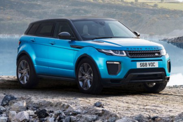 Спецверсия Range Rover Evoque Landmark Edition BMW Другие марки Land Rover