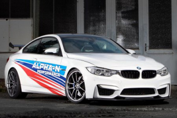 BMW M4 от Alpha-N Performance BMW 4 серия F82-F83