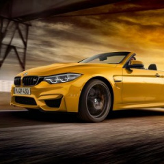 BMW M4 Convertible Edition для юбилея E3 Cabriolet M30