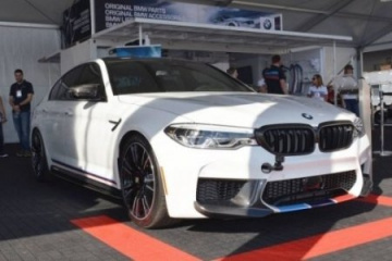 BMW M5 F90 с аксессуарами M Performance Tuning BMW M серия Все BMW M