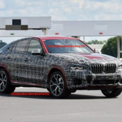 Новый BMW X6 2019 Coupe G06