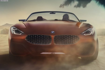 Премьера BMW Z4 Roadster G29 состоится в Pebble Beach BMW Z серия Все BMW Z