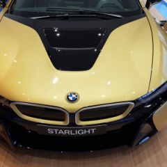 Эксклюзивные BMW i8 и BMW i3 от BMW Group Czech Republic