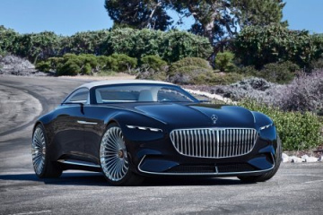Кабриолет Vision Mercedes-Maybach 6 Cabriolet Concept BMW Другие марки Mercedes