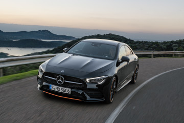 Новый Mercedes-Benz CLA-Class - это новый BMW 2 Gran Coupe BMW Другие марки Mercedes