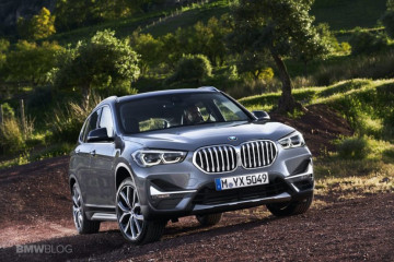 BMW X1 Facelift 2019 года BMW Gran Coupe