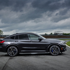BMW X4 M Competition F98 чертовски быстр с его 510 л.с