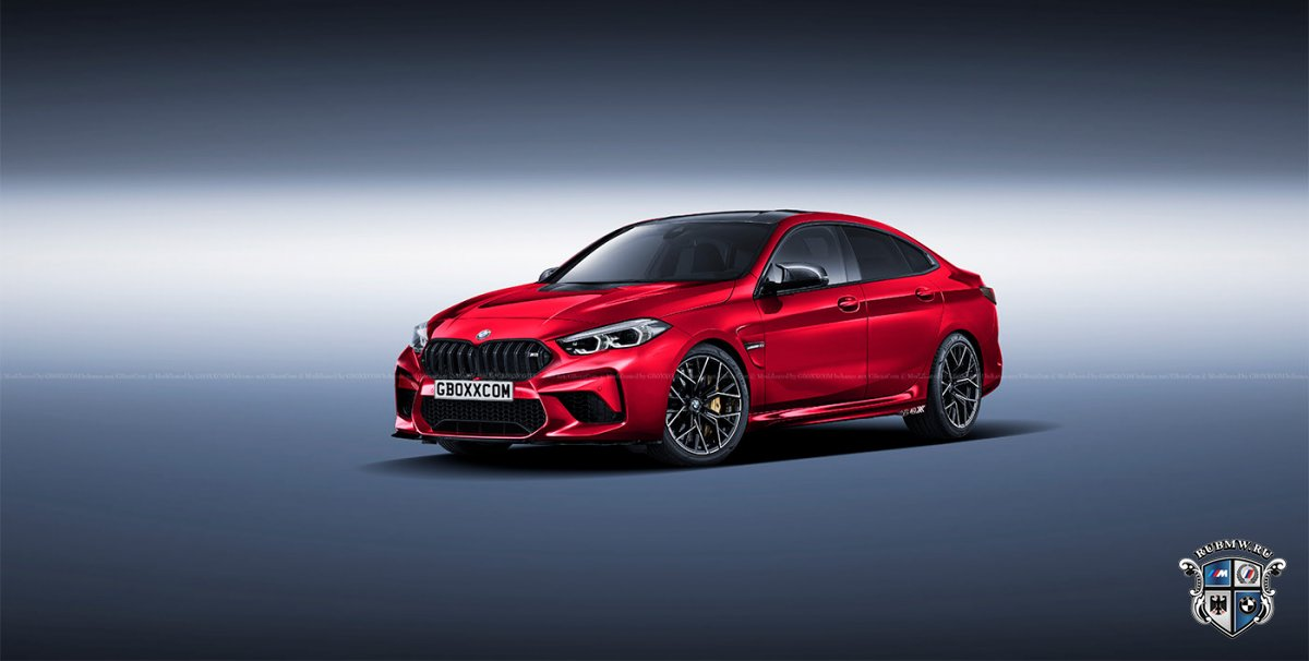 Будущий BMW M2 Gran Coupe…..