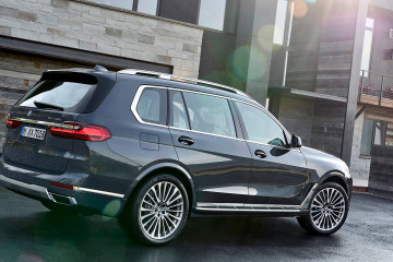 Сборка BMW X7 BMW Gran Coupe