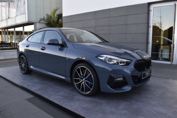 BMW 2 Series Gran Coupe BMW 2 серия F44