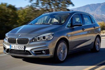 BMW 2 Series Active Tourer покидает Россию BMW 2 серия F45