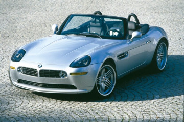 Редкий BMW ALPINA Roadster V8 Limited Edition BMW Z серия Все BMW Z