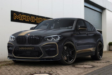 Manhart 630 HP X3 M Competition BMW M серия Все BMW M