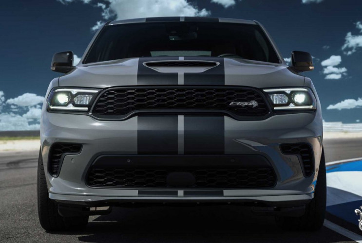 Dodge Durango SRT Hellcat 2021 BMW 6 серия G32