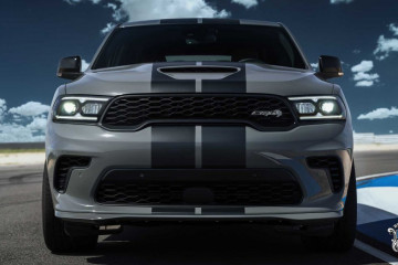 Dodge Durango SRT Hellcat 2021 BMW 2 серия F45