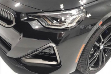 В сети появились изображения нового купе BMW M240i G42 M Performance BMW 2 серия F22-F23