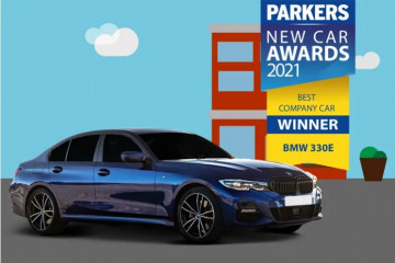 BMW 330e стал автомобилем года в конкурсе Best Company Car Award BMW PHEV Все PHEV