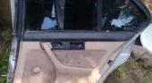 Разбор задней двери Е34 BMW 5 серия E34