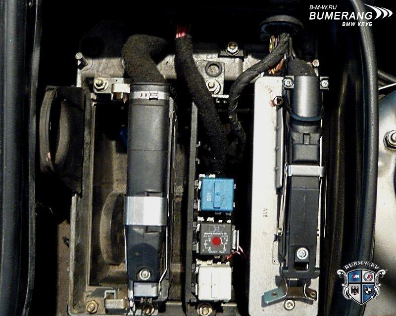 ДВС :: BMW 5 серия E39