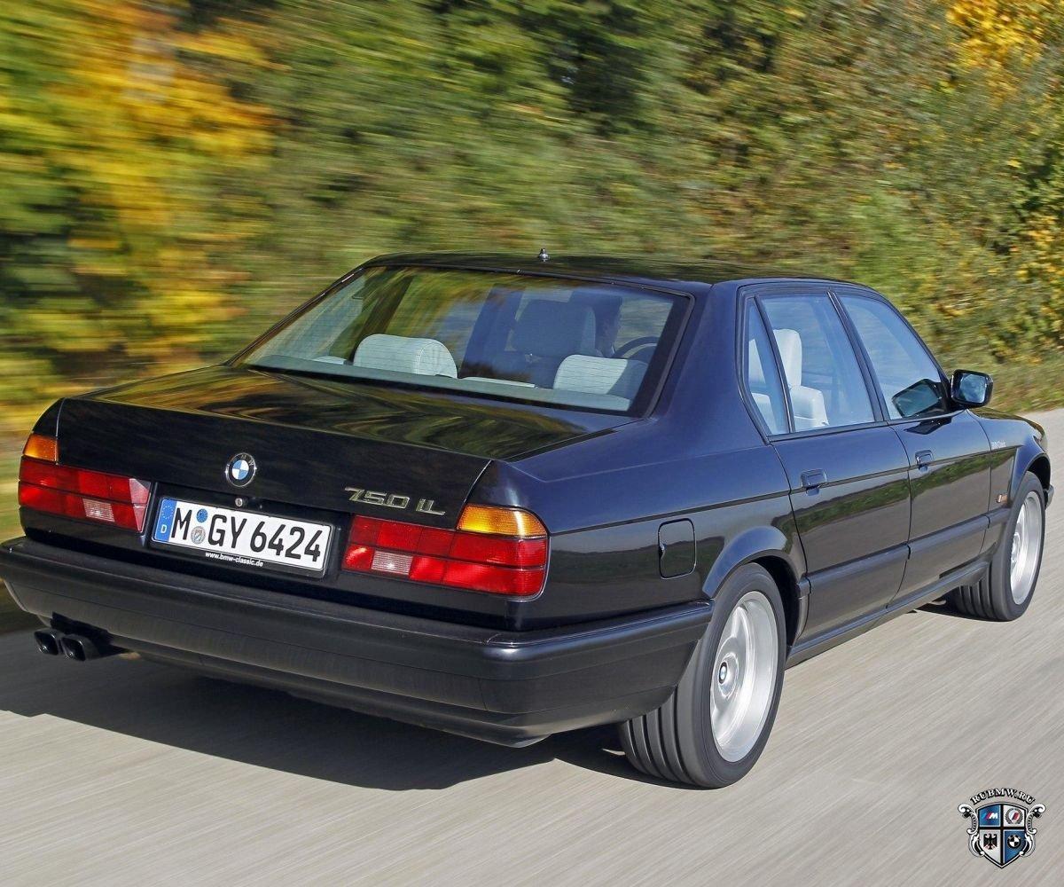 нет холостых на BMW e32