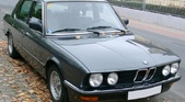 Old Top Gear 1991. BMW 5 Series (E28) BMW 5 серия E28
