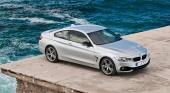 Обзор BMW 4-Series Coupe BMW 4 серия F32