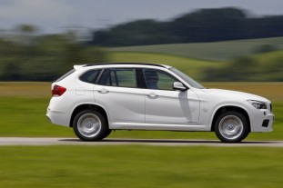 The New BMW X1 review :: BMW X1 серия E84
